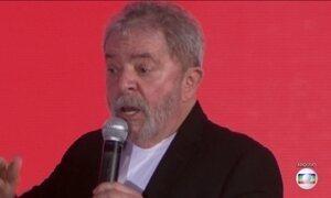 Ex-presidente Lula se torna réu pela terceira vez