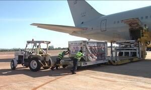 Governo brasileiro antecipa envio de donativos para o Haiti