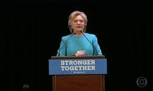 Campanha de Hillary sofre impacto negativo com a revelação de e-mails
