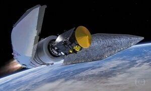 Sonda espacial Schiaparelli começa descida em direção a Marte
