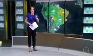 Previsão é de mais chuva em algumas áreas do Rio Grande do Sul
