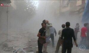 Exército sírio anuncia que cessar-fogo unilateral está em vigor em Aleppo