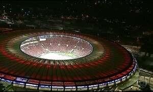 Maracanã reabre portas ao futebol com jogo Flamengo e Corinthians