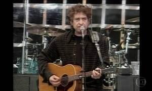 Bob Dylan retira menção ao Prêmio Nobel que estava no site oficial dele