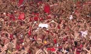 Estádios devem ficar lotados neste domingo (23) pelo Brasileirão