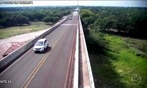 Polícia prende motorista de carro envolvido em perseguição em Mato Grosso do Sul