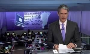 Brasil perde quase 40 mil vagas formais de trabalho em setembro