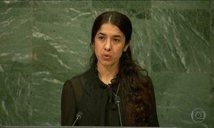 Duas mulheres que fugiram do Estado Islâmico ganham Prêmio Sakharov