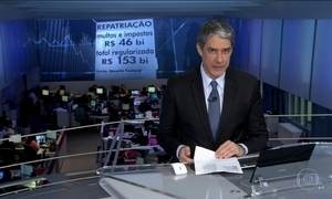 União arrecada R$ 46 bi em impostos e multas na repatriação de valores