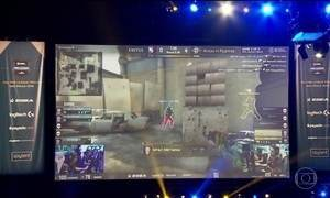 São Paulo sedia a final do mundial de Counter Strike