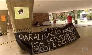 Jornal Nacional - Edição de Terça-feira, 01/11/2016