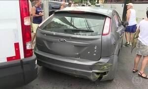 Mulher é baleada em tentativa de assalto no RJ