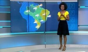 Veja a previsão do tempo para sexta-feira (4) no Brasil
