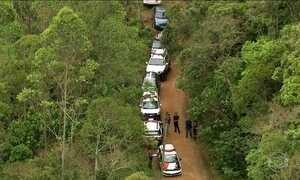 Polícia de São Paulo diz que encontrou corpos de cinco jovens desaparecidos