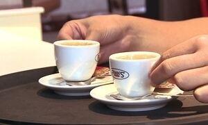 Empresário abre café com programa de financiamento do Banco do Brasil