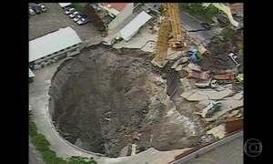 Justiça de São Paulo julga 14 réus acusados pelo acidente na obra do metrô em 2007