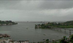 Sul da Bahia registra chuva acima do normal para o mês de novembro