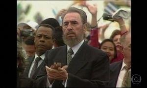 Cuba se prepara para se despedir de Fidel Castro