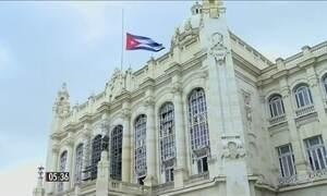 Cuba se prepara para a despedida de Fidel Castro