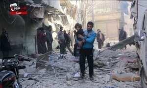 Governo sírio consegue retomar parte do território da cidade de Aleppo