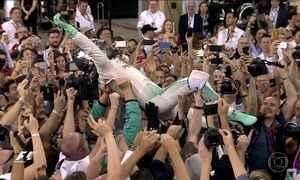 F1: última corrida do ano tem emoção até o final