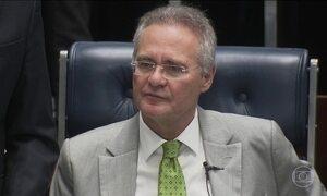 Senado rejeita urgência pautada por Renan Calheiros para votar pacote