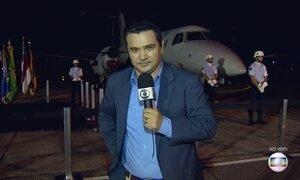 Três aviões trazem os corpos dos brasileiros envolvidos em acidente