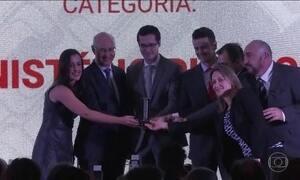Vencedores do prêmio Innovare de 2016 são anunciados em Brasília