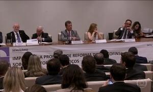Audiência na Câmara discute projeto que ameaça elevar impostos