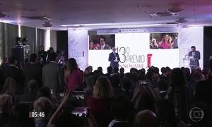 Vencedores são anunciados em Brasília