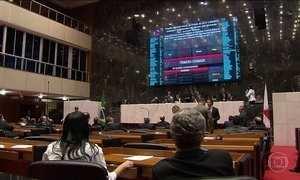 Assembleia Legislativa de MG aprova decreto de calamidade financeira