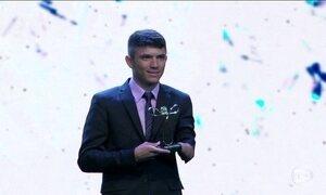 Rio de Janeiro recebe mais uma edição do Prêmio Paralímpicos