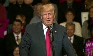 Trump dá novos indícios de que vai mudar postura dos EUA sobre clima