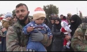 Bashar Al-Assad descarta cessar-fogo em Alepo