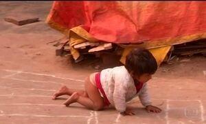 Uma em cada quatro crianças vive em países em conflito, diz Unicef