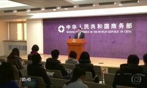 China pede na OMC reconhecimento como economia de mercado