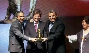 Rede Globo vence três categorias do Prêmio Caio
