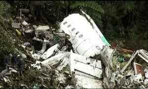 Controladora de voo da Chape diz que nunca tinha passado por uma emergência