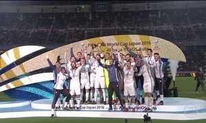 Com show de Cristiano Ronaldo, Real Madrid conquista Mundial de Clubes