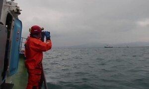 Avião militar russo cai no Mar Negro