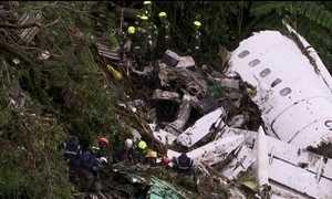 Queda do avião da LaMia foi causado por falha humana, diz relatório