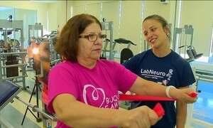 Projeto de universidade do RS muda vida de mulheres com câncer de mama