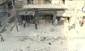 Cessar-fogo na Síria não se confirma e há relatos de novos bombardeios