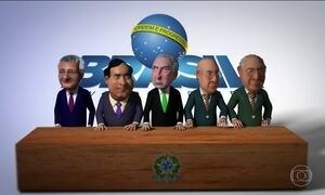 Reforma administrativa do governo é tema da charge de Chico Caruso
