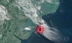 Previsão é de chuva no Sul do país