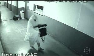 Ladrões 'fantasmas' invadem prefeitura de Novo Gama