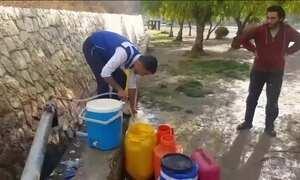 Guerra na Síria já afeta as reservas de água doce para população, alerta ONU