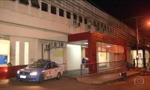Paciente morre após cair de terceiro andar de hospital público no RJ