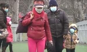 Pequim enfrenta terceiro dia seguido com nível de poluição alarmante