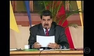 Maduro faz mudanças no governo para combater crise econômica